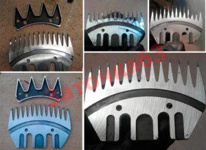 Заточка ножей машинки для стрижки овец Heininger, BTS, DIMI, Liscop, Berger, AxselFox, Takumi - заточка63.рф